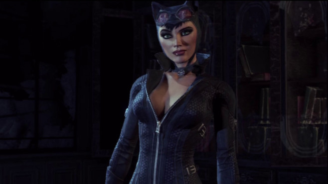 Komplettl�sung Batman � Arkham City: Catwoman Episode 1 © Warner Bros.