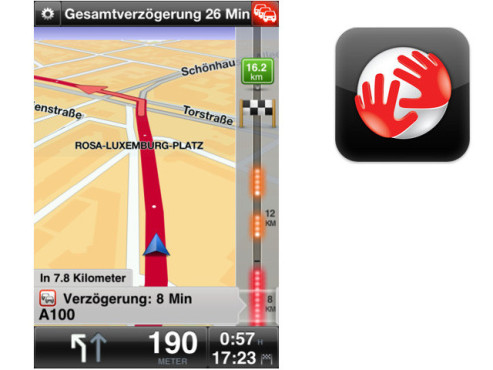 TomTom D-A-CH © TomTom International BV