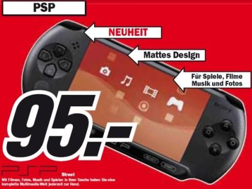 Sony PSP Street ©Media Markt