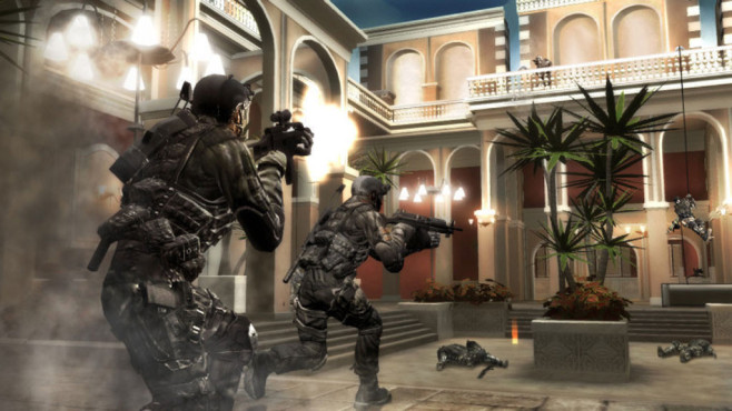 Tom Clancy�s Rainbow 6 � Patriots © Ubisoft