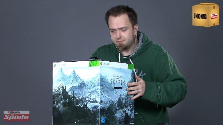 The Elder Scrolls 5 � Skyrim: Special Edition in Video