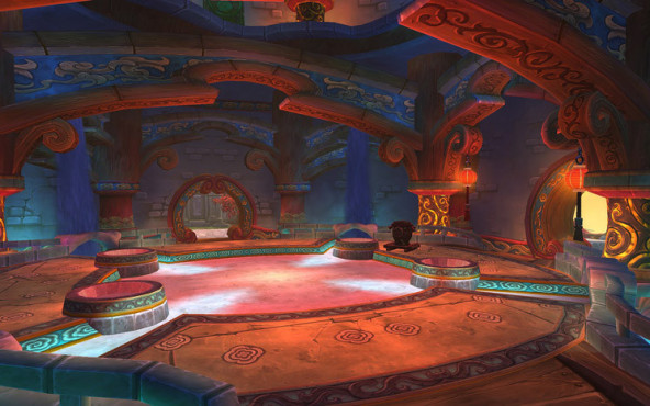 WoW � Mists of Pandaria ©Activision Blizzard