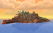 WoW – Mists of Pandaria: Insel © Blizzard