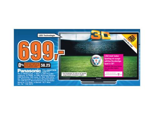 Panasonic TX-L32DT30E ©Saturn