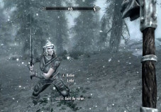 Rollenspiel The Elder Scrolls 5 – Skyrim: Lydia ©Bethesda Softworks