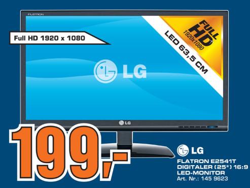 LG Flatron E2541T ©Saturn