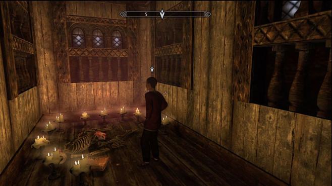 Komplettlösung The Elder Scrolls 5 – Skyrim: Mitgliedschaft Dunkle Bruderschaft ©Bethesda Softworks