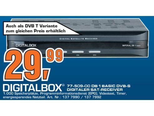 Digitalbox Imperial DB 1 basic ©Saturn