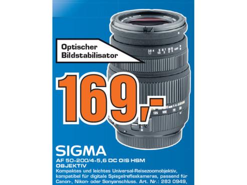 Sigma AF 50-200/4-5,6 DC OIS HSM ©Saturn