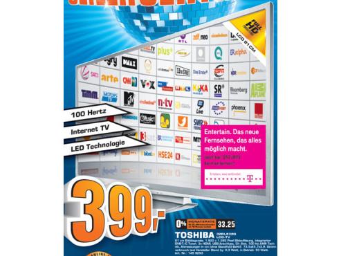Toshiba 32RL838G ©Saturn