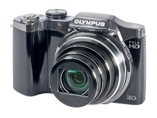 Test: Olympus SZ-30 MR © COMPUTER BILD