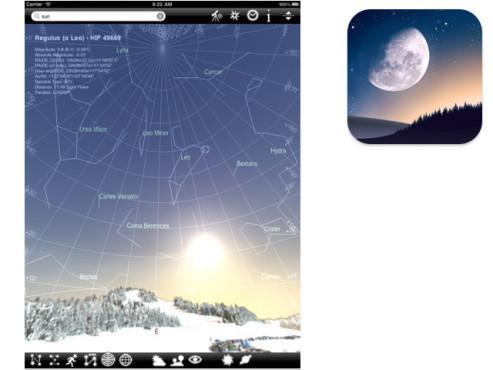 Stellarium ©Leonid Froenchenko