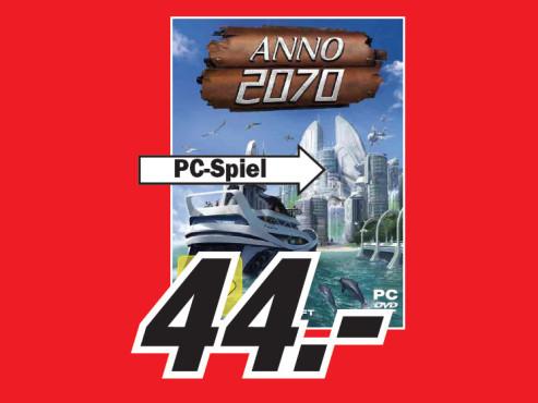 Anno 2070 ©Media Markt