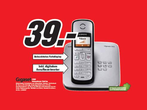 Gigaset C385 ©Media Markt