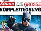 """Batman – Arkham City: Die gro�e PDF-Komplettl�sung Auf XX Seiten und in fast 700 Bildern f�hrt Sie COMPUTER BILD SPIELE sicher durch """"Batman – Arkham City"""". ���Warner Bros."""