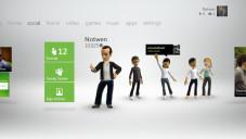 Microsoft Xbox 360: Dashboard 2011 ©Microsoft