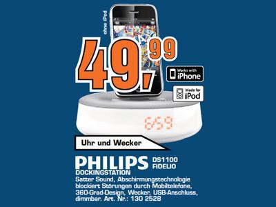 Philips DS1100 Fidelio ©Saturn