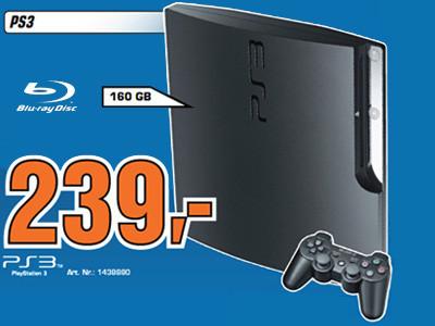 Sony Playstation 3 ©Saturn
