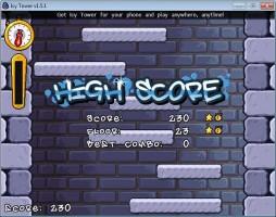 Screenshot 2 - Icy Tower