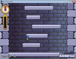 Screenshot 3 - Icy Tower