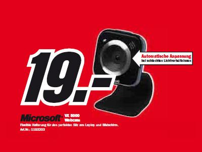 Microsoft VX 5000 ©Media Markt