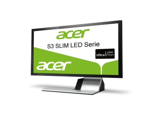 Acer S273HLAbmii © Amazon