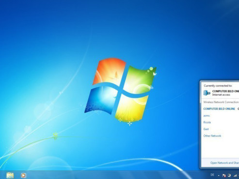 Windows 7 – 90-Tage-Testversion © COMPUTER BILD