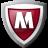Icon - McAfee AntiVirus Plus 2016