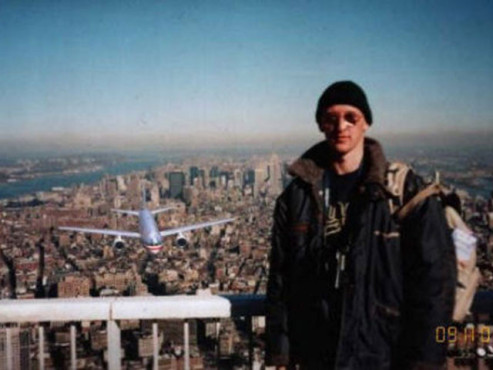 World Trade Center Boy © urbanlegends.com