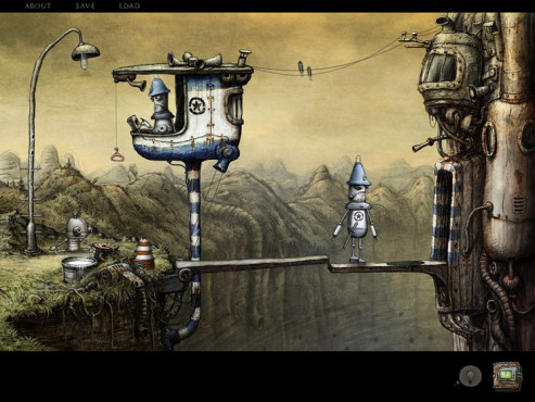 Machinarium © Amanita Design