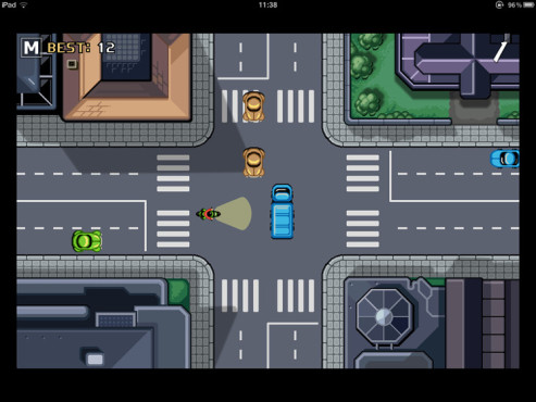 Traffic Rush © Donut Games