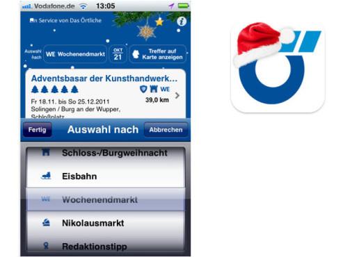 Weihnachtsmarktsuche in ganz Deutschland ©Das Örtliche - DasÖrtliche Service- und Marketing GmbH