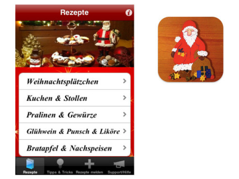Weihnachtsspezialitäten aus den Alpen ©webseb-multimedia