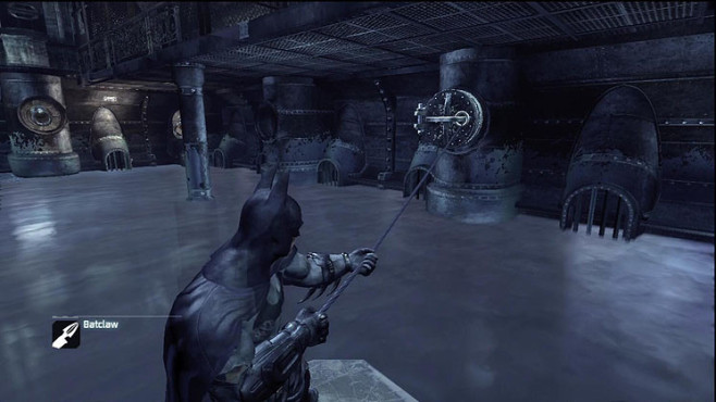 Actionspiel Batman Arkham City: Batclaw © Warner Bros. Interactive