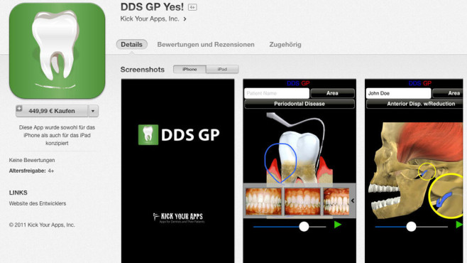 Screenshot DDS © COMPUTER BILD