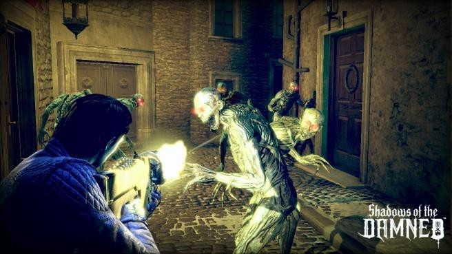 Actionspiel Shadows of the Damned: Monster ©Electronic Arts