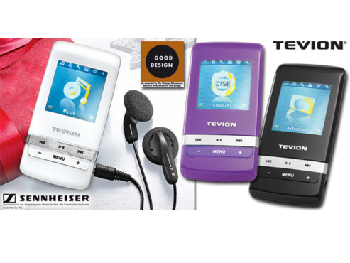 Tevion MP3-Player © Aldi Süd