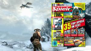 COMPUTER BILD SPIELE: 1/2012: Heftvorschau