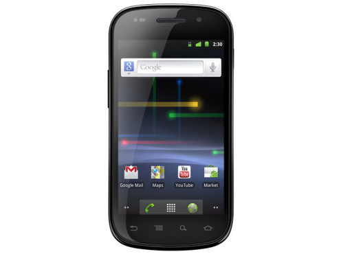 Dezember 2010: Galaxy Nexus S (i9023)