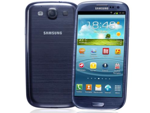 Galaxy S3 LTE ©Samsung
