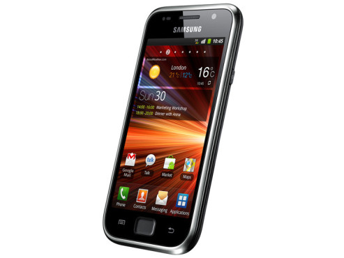 Juni 2011: Galaxy S Plus (i9001) © Samsung