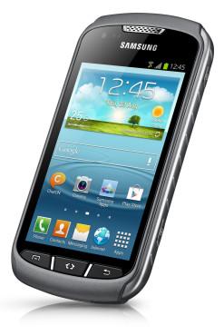 März 2013: Galaxy Xcover 2