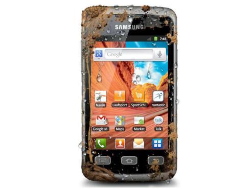 Oktober 2011: Galaxy Xcover (S5690)