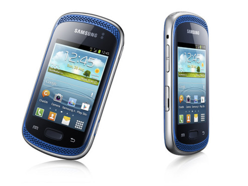 Samsung Galaxy Music ©Samsung