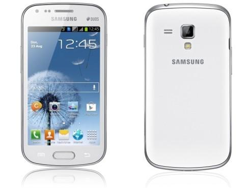 Samsung Galaxy S Duos ©Samsung