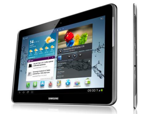 Samsung Galaxy Tab 2 10.1 ©Samsung