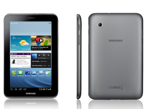Samsung Galaxy Tab 2 7.0 ©Samsung