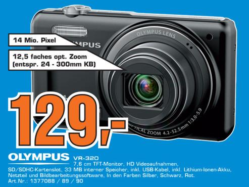 Olympus VR-320 ©Saturn