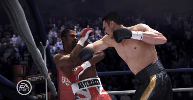Sportspiel Fight Night – Champion: Vitali © Electronic Arts