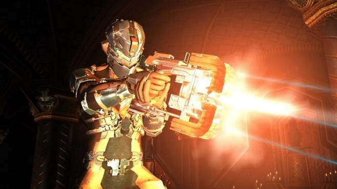 Actionspiel Dead Space 2: Plasmacutter © Electronic Arts